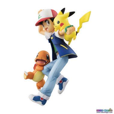 Wonfes 2016 Pokemon PVC Sets 12