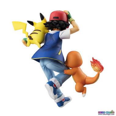Wonfes 2016 Pokemon PVC Sets 13