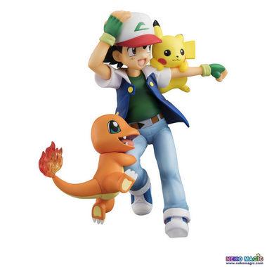 Wonfes 2016 Pokemon PVC Sets 14