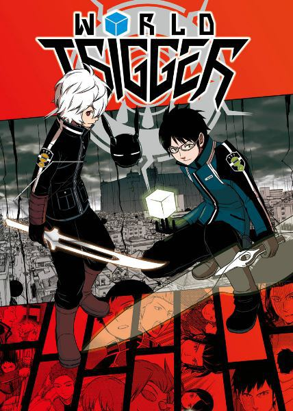 World Trigger manga