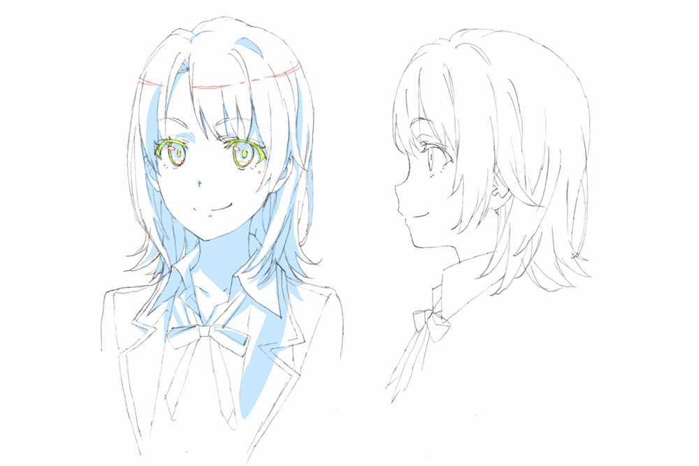 Yahari Ore no Seishun Love Comedy Wa Machigatteiru._Haruhichan.com_Haruhichan.com 2nd Season Character-Design-Iroha-Isshiki