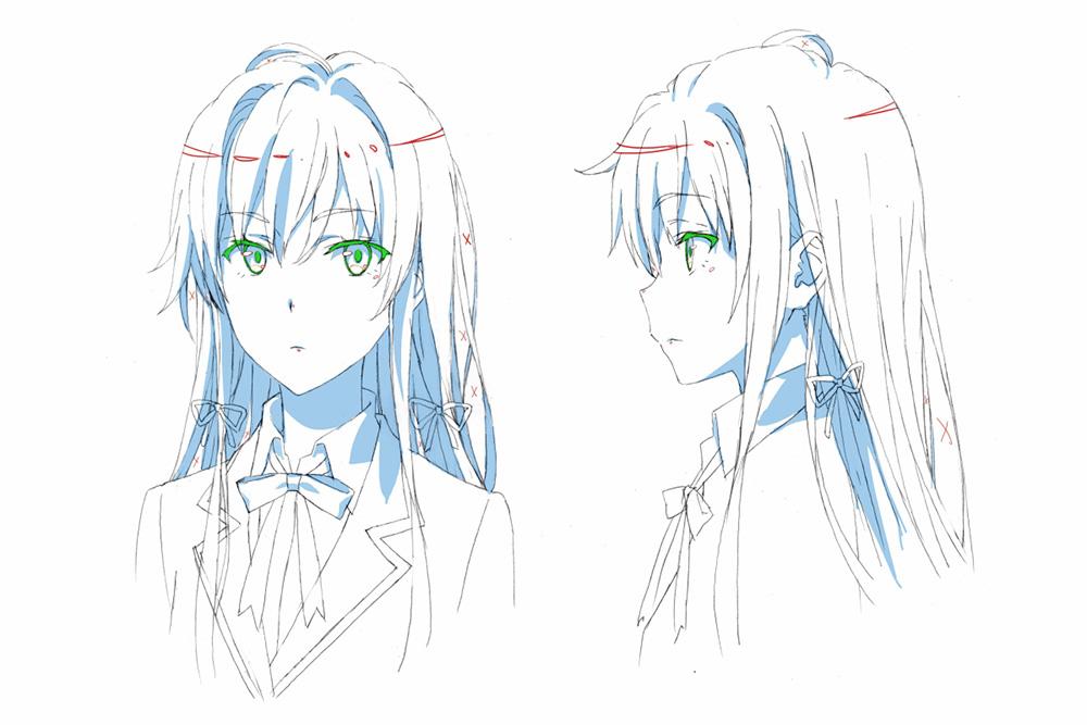 Yahari Ore no Seishun Love Comedy Wa Machigatteiru._Haruhichan.com_Haruhichan.com 2nd Season-Character-Design-Yukino-Yukinoshita