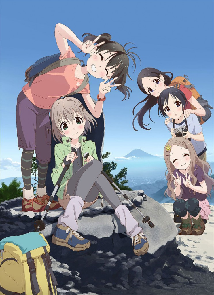 Yama-no-Susume-Season-2-anime series