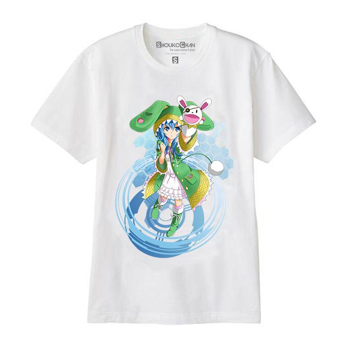 Yoshino Anime Tee Shirt Shoukochan