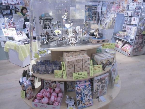 Your Favorite Ship Daughters Arrive in Kotobukiya's Akihabara Store
