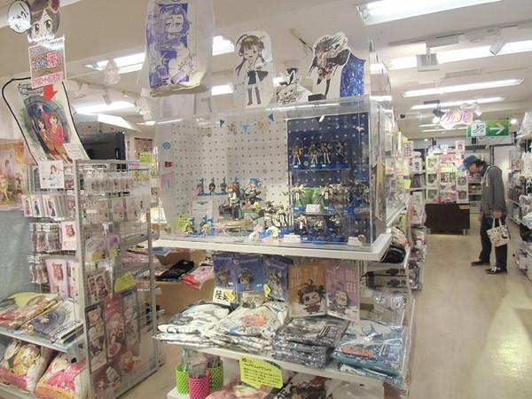 Your Favorite Ship Daughters Arrive in Kotobukiya's Akihabara Store 28