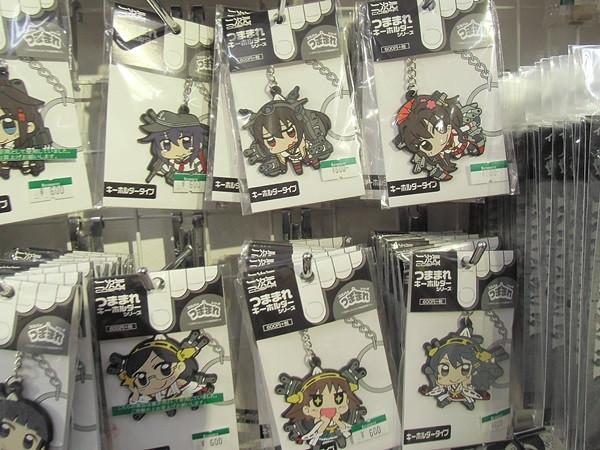 Your Favorite Ship Daughters Arrive in Kotobukiya's Akihabara Store 35