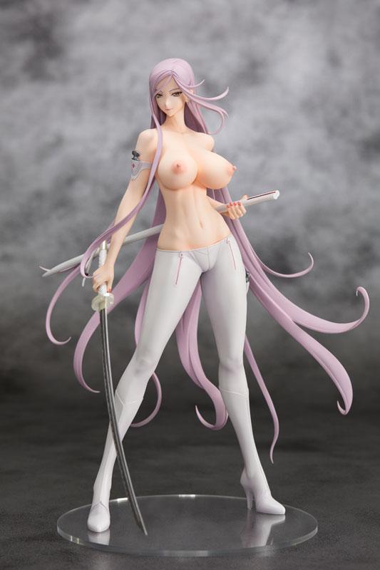 Yuka Sagiri the Busty Genius Surgeon haruhichan.com Triage X Yuka Sagiri Anime figure Yuuko Sagiri 12
