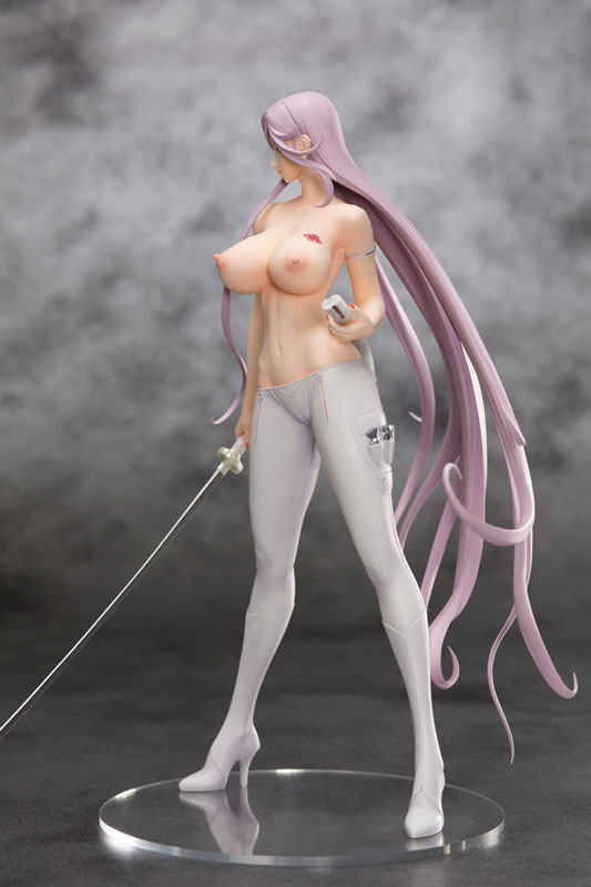 Yuka Sagiri the Busty Genius Surgeon haruhichan.com Triage X Yuka Sagiri Anime figure Yuuko Sagiri 14