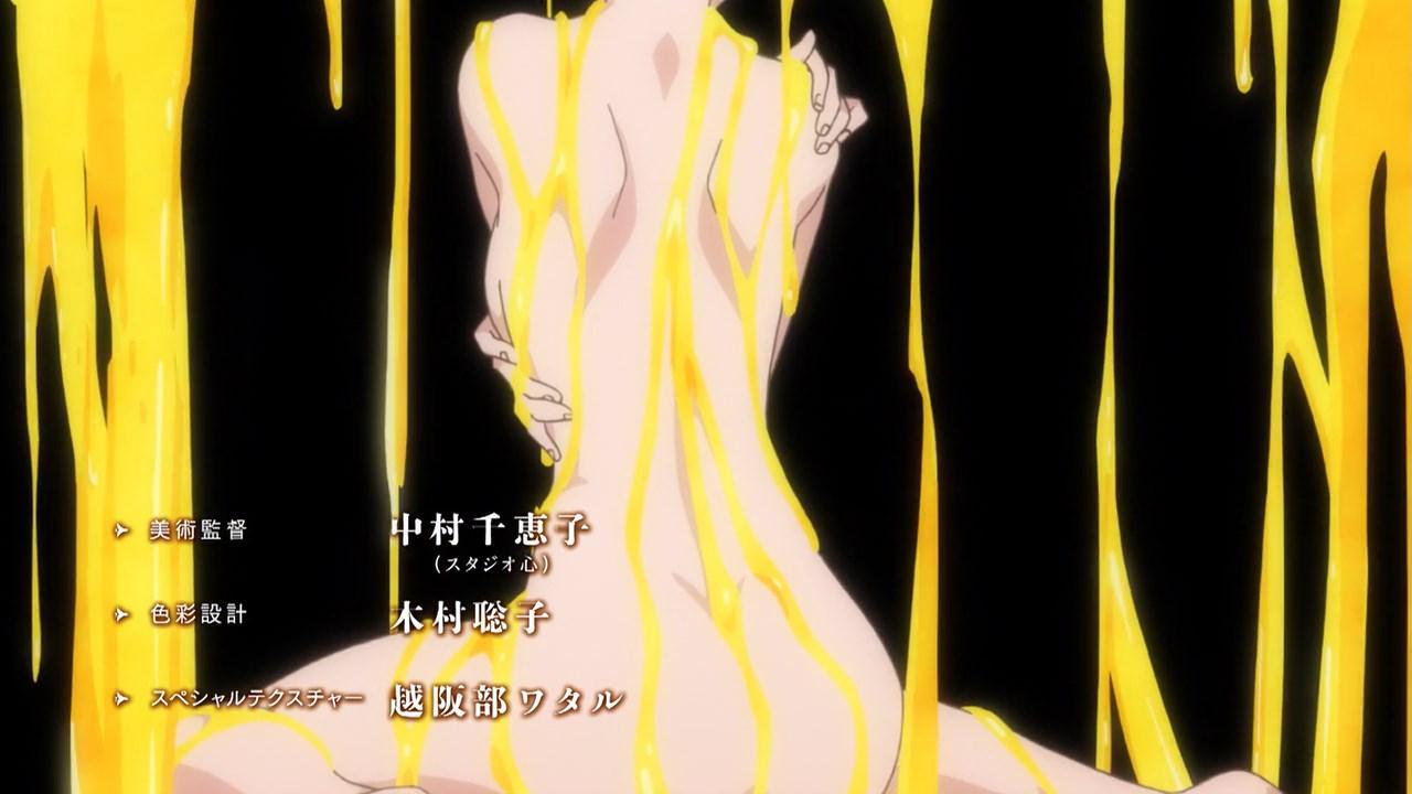 Yuri Kuma Arashi's Opening Animation Proves It May Be Anime of the Year Haruhichan.com Yuri Bear Storm anime OP 08