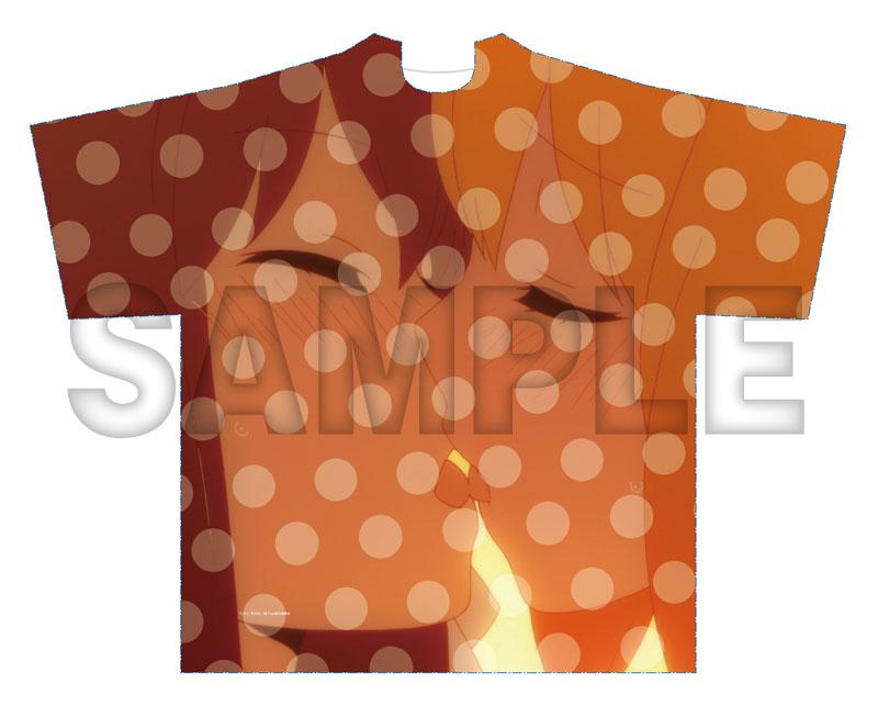 Yuri Sakura Trick T-Shirts Previewed and to Be Sold at Comiket 87 haruhichan.com T-Shirt A