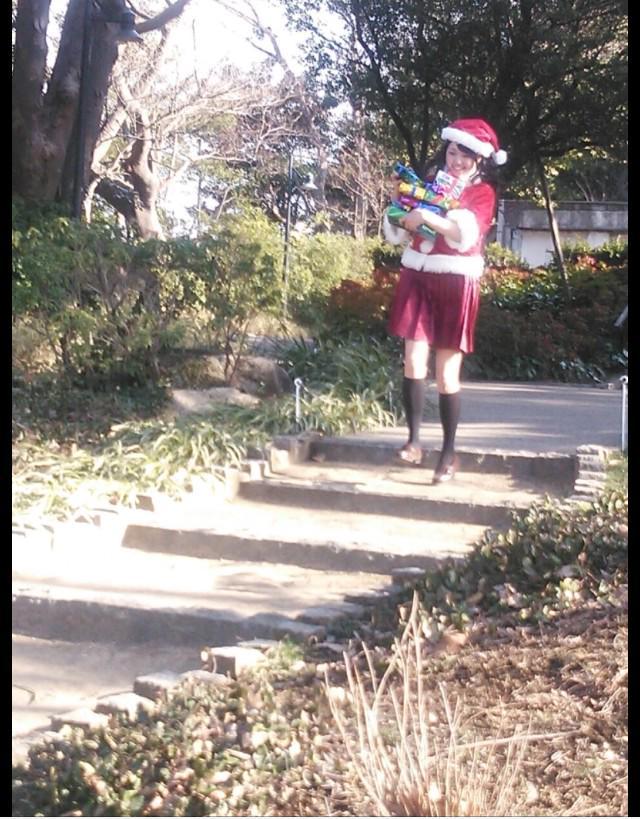 Yuru Yuri Author Namori Prepares for Christmas Webcast haruhichan.com Akari Akaza voice actress Shiori Mikami