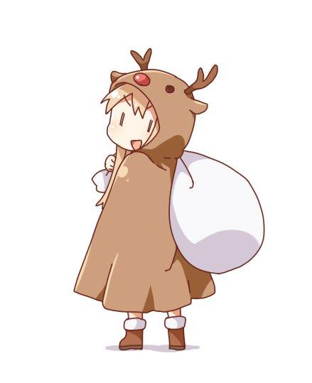 Yuru Yuri Christmas Sketch 1