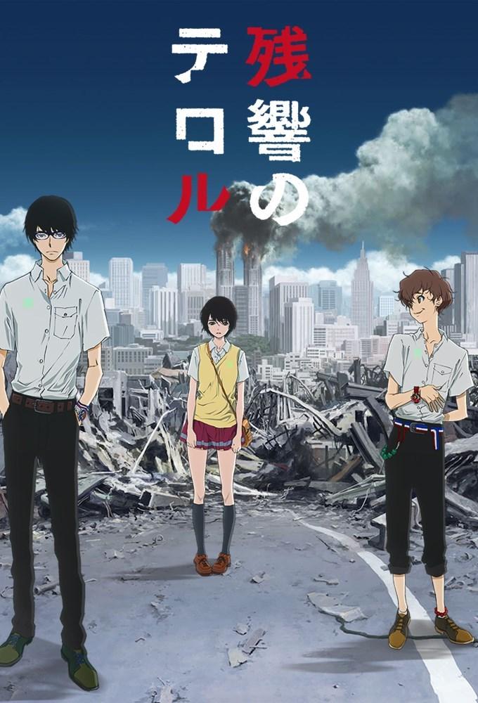 Zankyou No Terror 2014 Anime Haruhichan.com