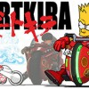 The Simpsons and Akira Merge Together to Create Bartkira