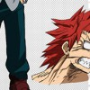 Eijirou Kirishima and Denki Kaminari Boku no Hero Academia Character Designs Revealed