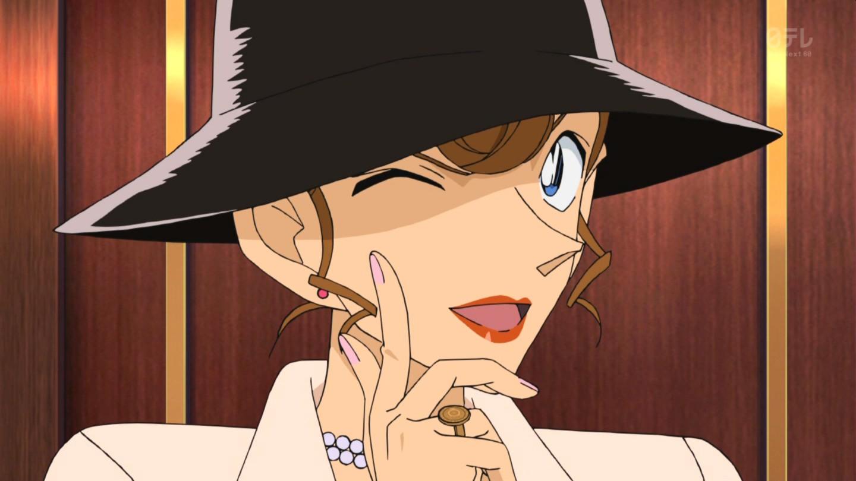 detective conan Yukiko Kudo
