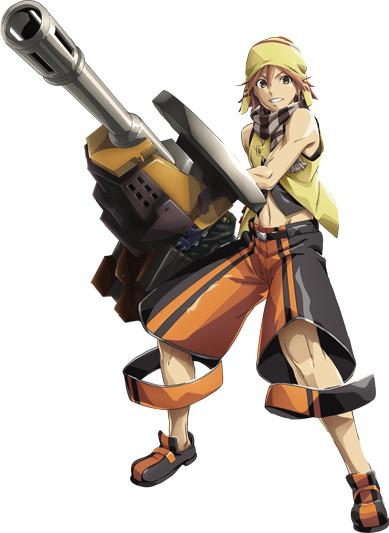 god eater anime character design kota fujiki