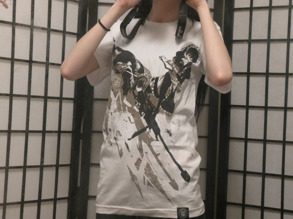 haruhichan.com Shirt Review Raiden from Boomslank.com
