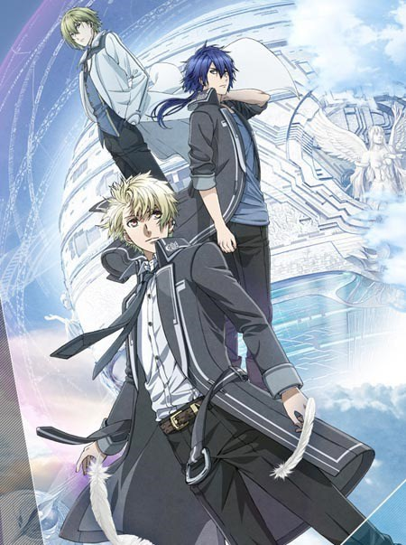 norn9 anime visual