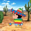 Crayon Shin-Chan Movie 23 Trailer Reveals Mexico-Based Story