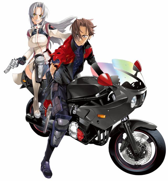 triage x visual haruhichan.com anime